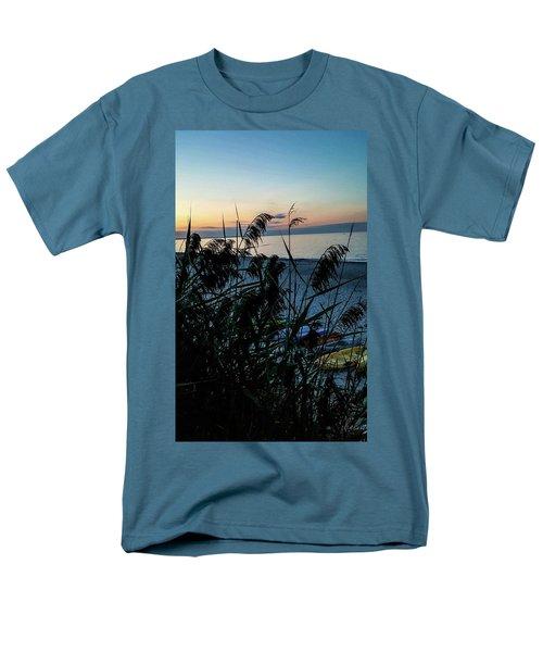 Cape Cod Bay Men's T-Shirt  (Regular Fit) by Bruce Carpenter