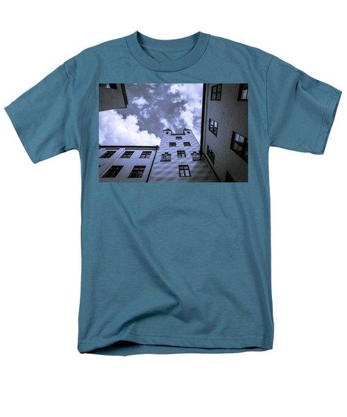 Castle Men's T-Shirt  (Regular Fit) by Sergey Simanovsky