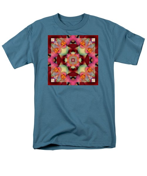 Men's T-Shirt  (Regular Fit) featuring the photograph Centerpeace by Bell And Todd