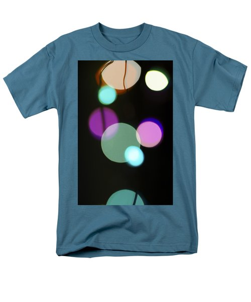 Circles And String Men's T-Shirt  (Regular Fit) by Susan Stone