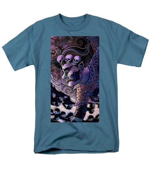 Claiming Lost Souls  Men's T-Shirt  (Regular Fit) by Ian Gledhill