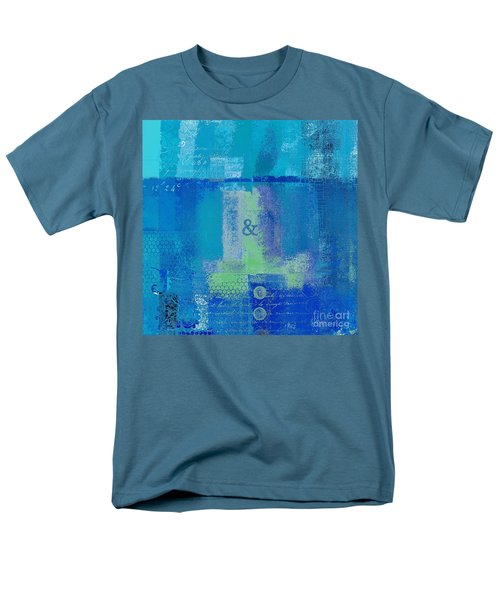 Men's T-Shirt  (Regular Fit) featuring the digital art Classico - S03c06 by Variance Collections