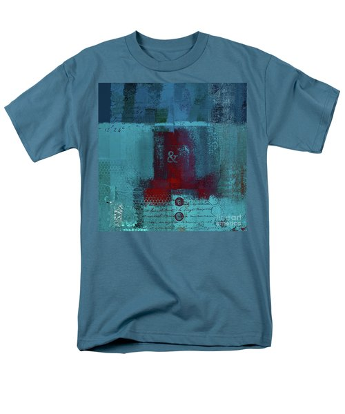 Men's T-Shirt  (Regular Fit) featuring the digital art Classico - S03b by Variance Collections