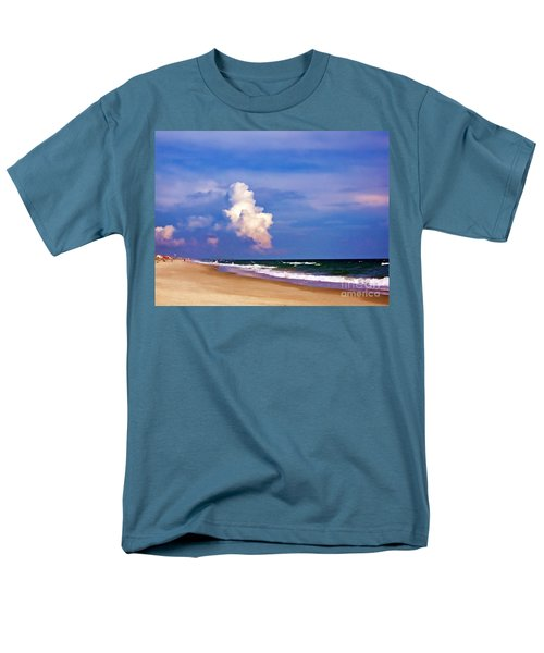 Men's T-Shirt  (Regular Fit) featuring the photograph Cloud Approaching by Roberta Byram