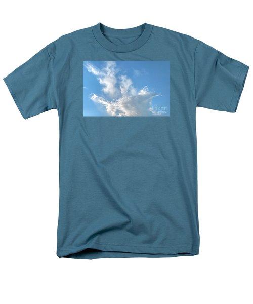Cloud Wisps Too Men's T-Shirt  (Regular Fit) by Audrey Van Tassell