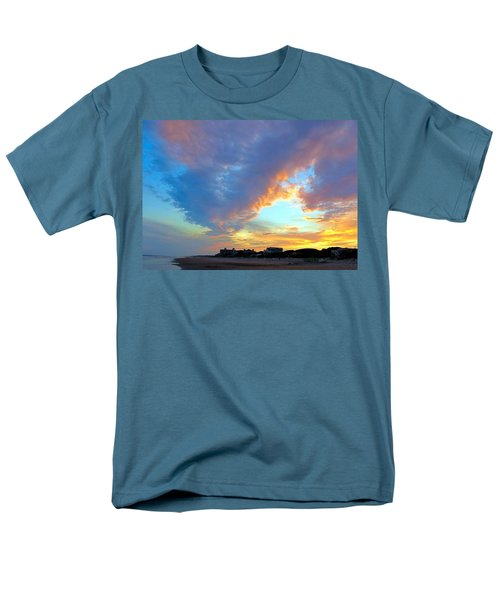 Clouds At Sunset Men's T-Shirt  (Regular Fit) by Betty Buller Whitehead