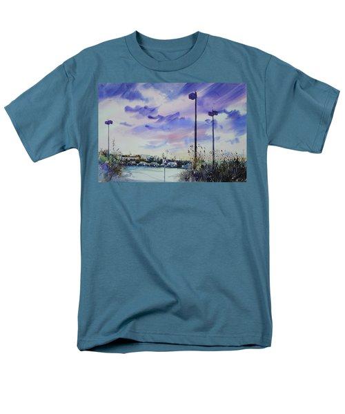 Coastal Beach Highway Men's T-Shirt  (Regular Fit) by P Anthony Visco
