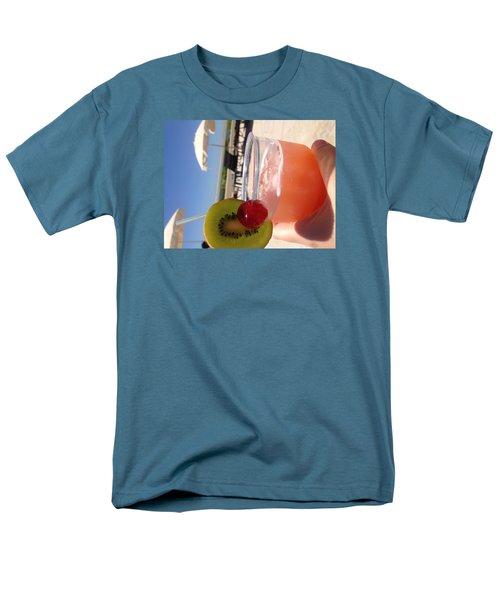 Cocktail Men's T-Shirt  (Regular Fit) by Brooke Hooker