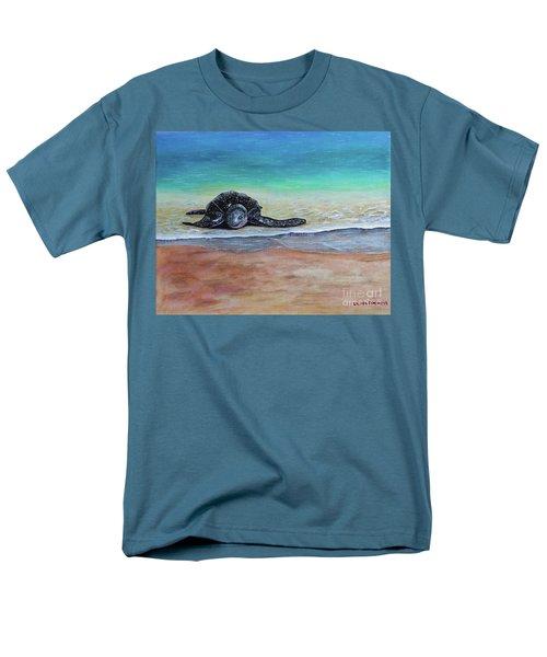 Coming To Nest Men's T-Shirt  (Regular Fit)
