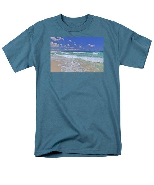 Cozumel Paradise Men's T-Shirt  (Regular Fit) by Chad Dutson