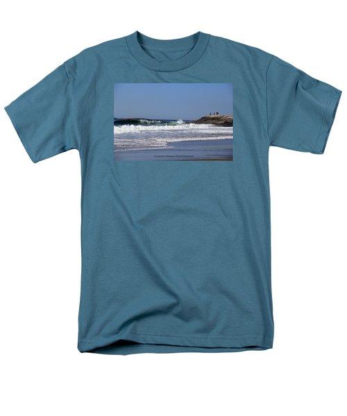 Crashing In Men's T-Shirt  (Regular Fit)