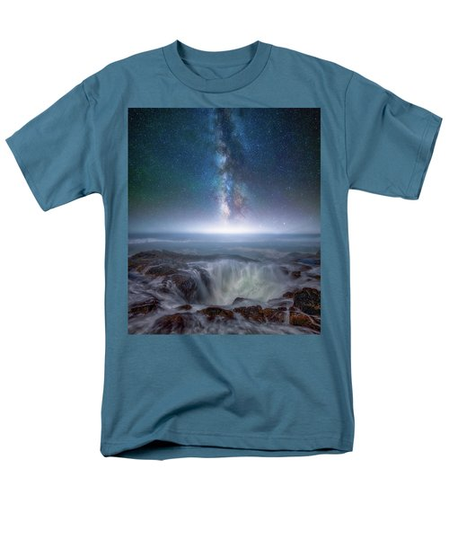 Men's T-Shirt  (Regular Fit) featuring the photograph Creation by Darren White