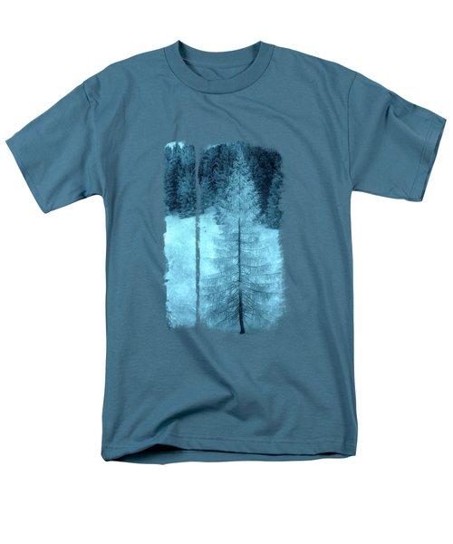 Crystal Larch Men's T-Shirt  (Regular Fit)
