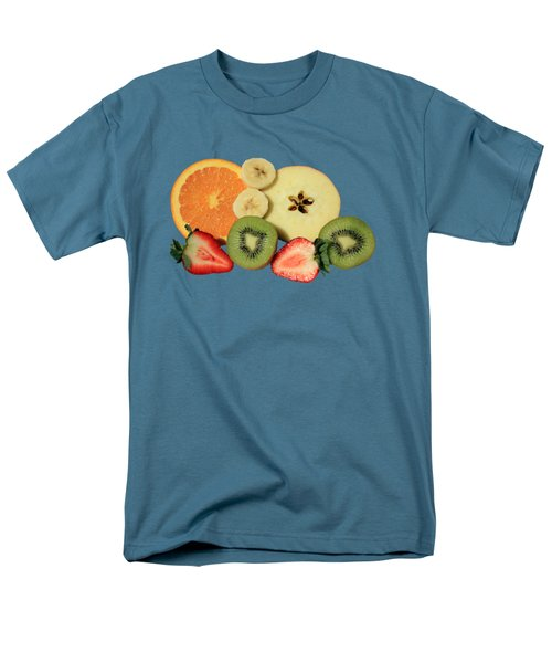 Cut Fruit Men's T-Shirt  (Regular Fit) by Shane Bechler