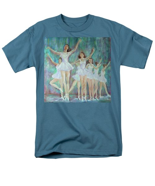 Dance Rehearsal Men's T-Shirt  (Regular Fit) by Lyric Lucas