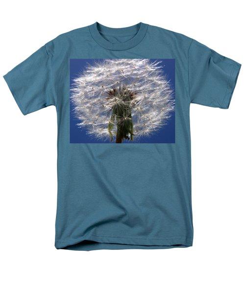 Dandelion Men's T-Shirt  (Regular Fit) by Ralph A  Ledergerber-Photography