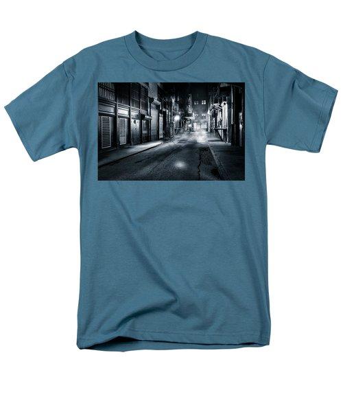 Dark Nyc Men's T-Shirt  (Regular Fit) by Mihai Andritoiu