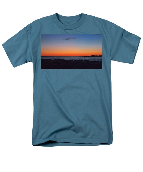Men's T-Shirt  (Regular Fit) featuring the photograph Days Pre Dawn by  Newwwman
