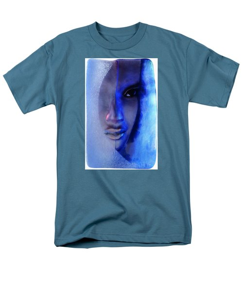 December Blues Men's T-Shirt  (Regular Fit) by Gun Legler