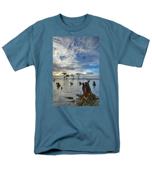 Desolation Men's T-Shirt  (Regular Fit) by Robert Charity