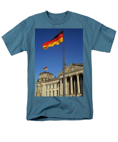 Deutscher Bundestag Men's T-Shirt  (Regular Fit) by Flavia Westerwelle