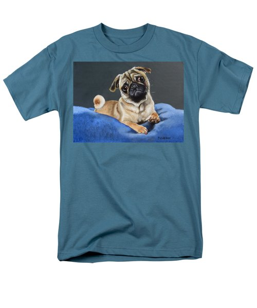 Did You Say Treats Men's T-Shirt  (Regular Fit) by Phyllis Beiser