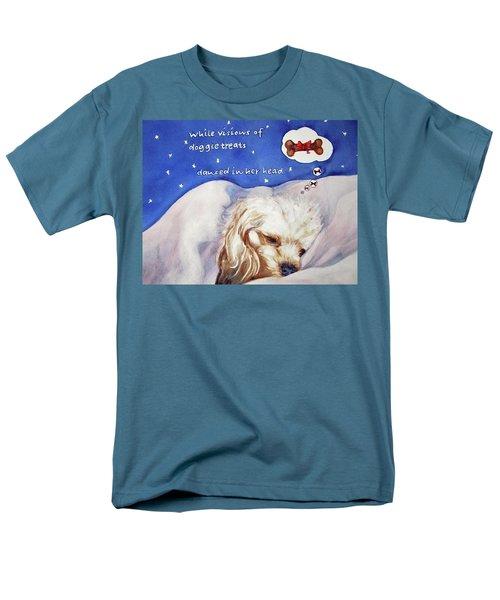Doggie Dreams Men's T-Shirt  (Regular Fit)