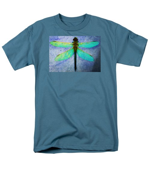 Dragonfly 5 Men's T-Shirt  (Regular Fit) by Timothy Bulone