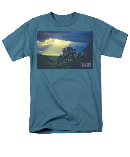 Men's T-Shirt  (Regular Fit) featuring the photograph Dream Of Mortal Bliss by Sharon Mau