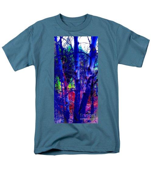 Dreaming Aspens Men's T-Shirt  (Regular Fit) by Jennifer Lake
