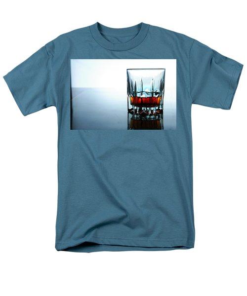 Drink In A Glass Men's T-Shirt  (Regular Fit) by Jun Pinzon