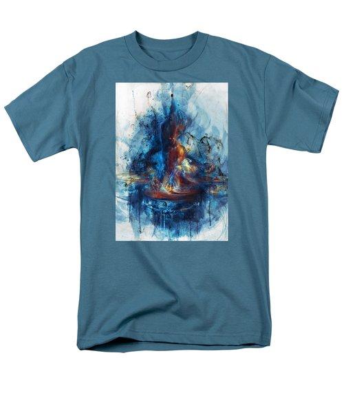 Drum Men's T-Shirt  (Regular Fit) by Te Hu
