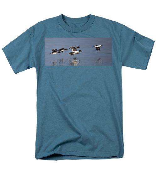 Duckin Out Men's T-Shirt  (Regular Fit) by Randy Hall