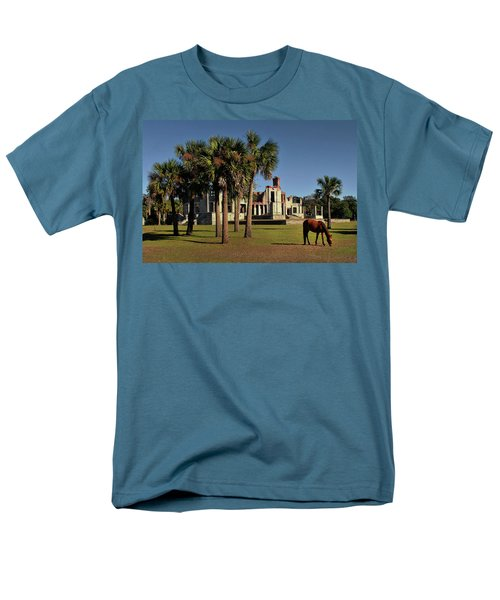 Men's T-Shirt  (Regular Fit) featuring the photograph Dungeness  by Jessica Brawley