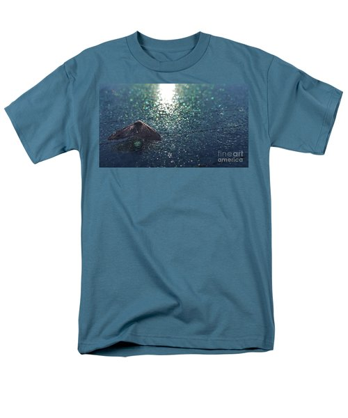 From A Window Of A Car Men's T-Shirt  (Regular Fit) by Donna Brown