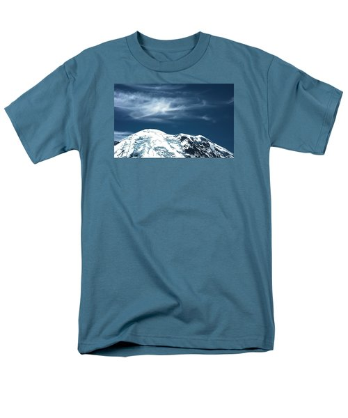 Earth And Heaven Men's T-Shirt  (Regular Fit) by John Rossman