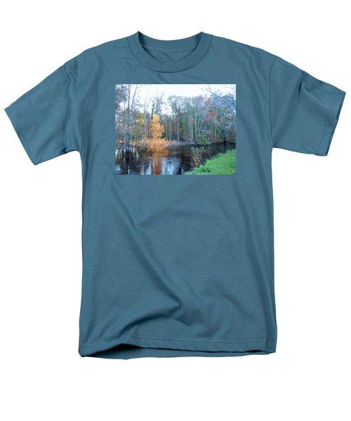 Edisto River Men's T-Shirt  (Regular Fit) by Kay Gilley