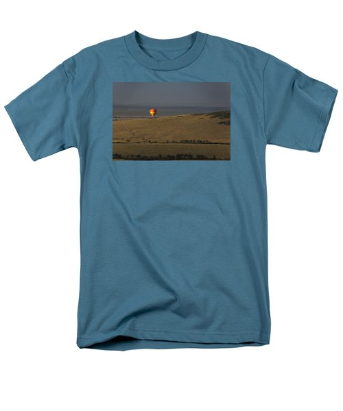 Endless Plains  Men's T-Shirt  (Regular Fit) by Ramabhadran Thirupa ttur