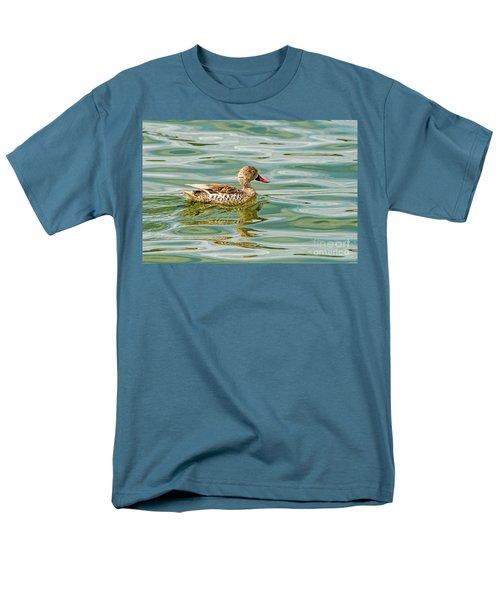 Enjoying Men's T-Shirt  (Regular Fit) by Pravine Chester