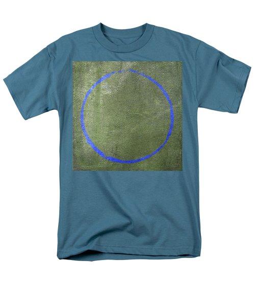 Men's T-Shirt  (Regular Fit) featuring the digital art Enso 2017-17 by Julie Niemela
