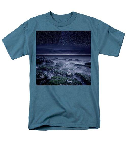 Men's T-Shirt  (Regular Fit) featuring the photograph Eternal Horizon by Jorge Maia