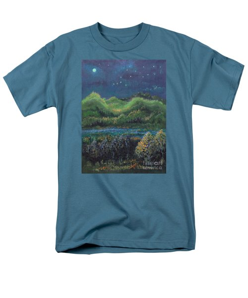Ethereal Reality Men's T-Shirt  (Regular Fit)