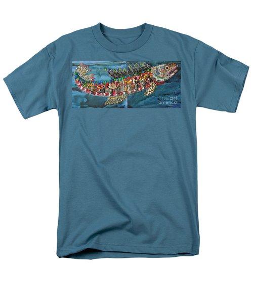 Exotic Fish Men's T-Shirt  (Regular Fit) by Judith Espinoza
