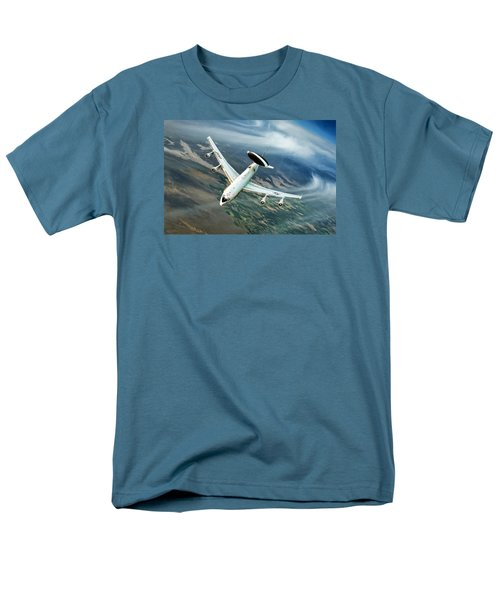 Eye In The Sky Men's T-Shirt  (Regular Fit) by Peter Chilelli