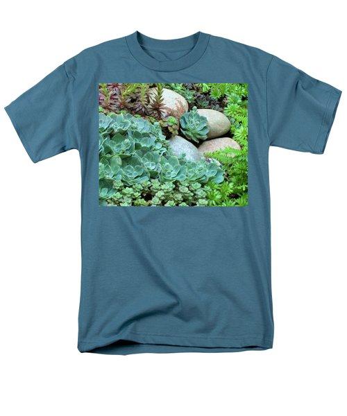 Men's T-Shirt  (Regular Fit) featuring the photograph Fairy Garden by John Glass