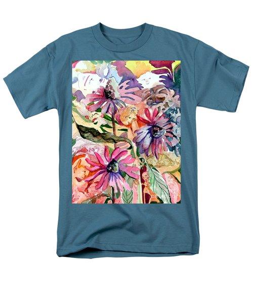 Fairy Land Men's T-Shirt  (Regular Fit) by Mindy Newman