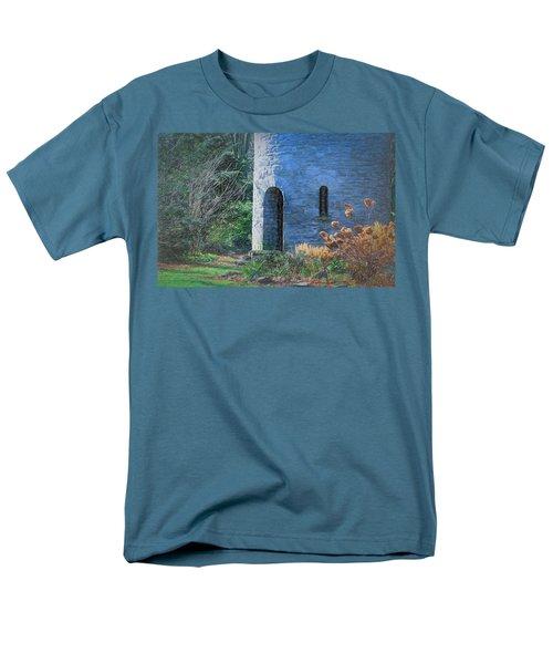 Fairy Tale Tower Men's T-Shirt  (Regular Fit)