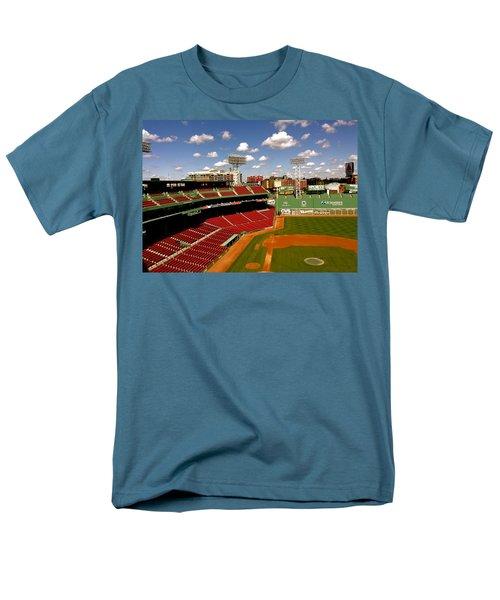 Fenway Park Iv  Fenway Park  Men's T-Shirt  (Regular Fit)