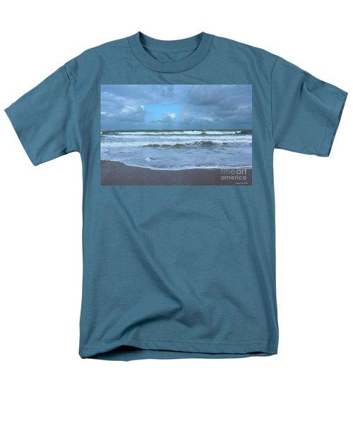 Find Your Beach Men's T-Shirt  (Regular Fit) by Megan Dirsa-DuBois