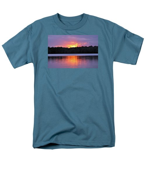 Men's T-Shirt  (Regular Fit) featuring the photograph Sunsets by Glenn Gordon